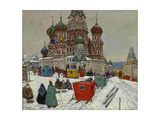 Saint Basil's Cathedral  1939
