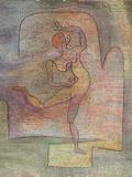 Dancer, 1932 Giclée par Paul Klee