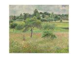 Pommiers À Éragny  1894