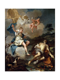 Diana and Endymion  1723