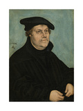 Martin Luther (1483-154) at the Age of 50  1533