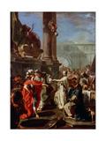 The Sacrifice of Polyxena  1730s