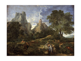 Landscape with Polyphemus  1649