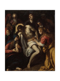 The Lamentation over Christ  Late 16th or Early 17th Century