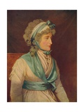 Sarah Siddons (1755-183)  18th Century English Tragic Actress  1906