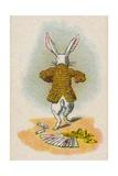 The Rabbit Running Away  1930