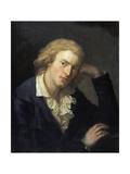 Portrait of Friedrich Von Schiller