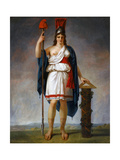 Allegorical Figure of the French Republic