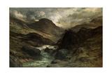 A Canyon  1878