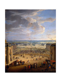 The Grande Écurie (Royal Stable) of the Château De Versailles