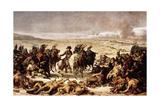 Napoleon on the Battlefield of Eylau  February 9  1807