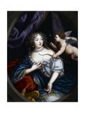 Françoise-Athénaïs De Rochechouart  Marquise De Montespan (1640-170)