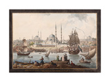 The Yeni Cami and the Port of Istanbul  Second Half of the 18th C