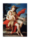 Venus and Cupid, 1785 Giclée par Pompeo Batoni