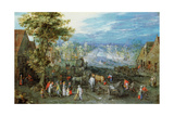 Landscape  Late 16th or Early 17th Century
