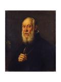 Portrait of the Sculptor Jacopo Sansovino (1486-157)