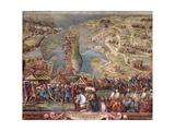 The Siege of Malta Detail