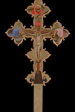 Portable  Double Sided Cross  1335-1340