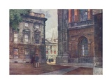 Christ Church - Peckwater Quadrangle  1906