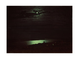 Moonlit Night on the Dniepr  1880