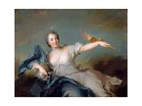 Marie-Anne De Nesle  Marquise De La Tournelle  Duchesse De Châteauroux (1717-174)