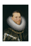 Portrait of Albert VII  Archduke of Austria (1559-162)  Early 17th C