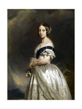 Portrait of Queen Victoria
