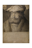 Portrait of Frederick III  Elector of Saxony (1463-152)  C 1525