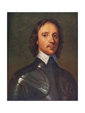 Oliver Cromwell  English Military Leader and Politician  1906