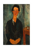 Portrait of Chaïm Soutine (1893-194)