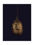 Clock Shaped as Easter Egg  1764-1767