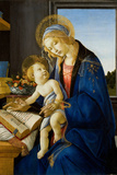 Madonna of the Book (Madonna Del Libr)  1480