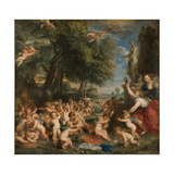 The Feast of Venus (The Festival of Venus Verticordi)