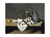 Still Life with Kettle  1867-1869