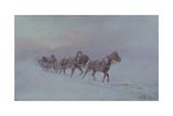 Snowstorm  1901