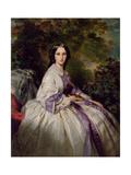Portrait of Countess Maria Ivanovna Lamsdorf  Née Beck  1859