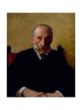 Portrait of Isidor Gewitsch  C 1900