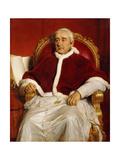 Portrait of Pope Gregory XVI (1765-184)