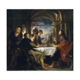The Supper at Emmaus  1638