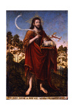 Saint John the Baptist  1550-1552