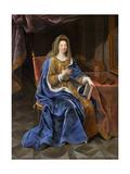 Françoise D'Aubigné  Marquise De Maintenon (1635-171)