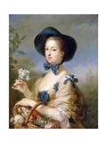 Jeanne-Antoinette Poisson  Marquise De Pompadour (Belle Jardinier)