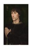 Portrait of Philip I De Croÿ (1435151)  Ca 1460