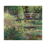 Waterlily Pond  Pink Harmony (Le Bassin Aux Nymphéas  Harmonie Ros)