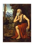Saint Jerome  C 1525