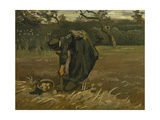 Peasant Woman  Harvesting Potatoes  1885