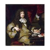 Jean-Baptiste Colbert  Marquis De Seignelay (1651-169)