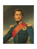 Portrait of Otto  King of Greece  1832