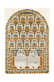 Ketubah (Jewish Marriage Contract)  1843