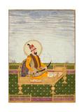 Portrait of Nader Shah
